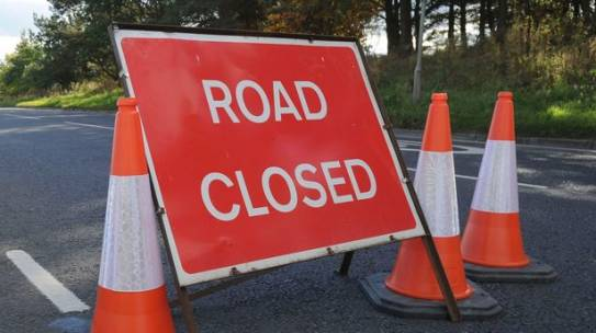 Victoria Road in Horley is closing for eight days