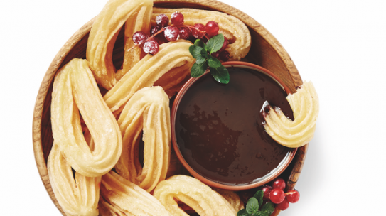 Churros on sale at Lidl for 99p and they provide the ULTIMATE doughy treat