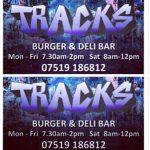 Tracks burger deli