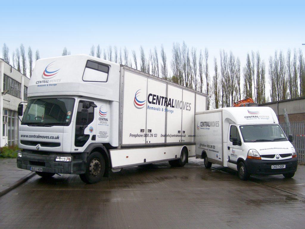 Central Moves Surrey